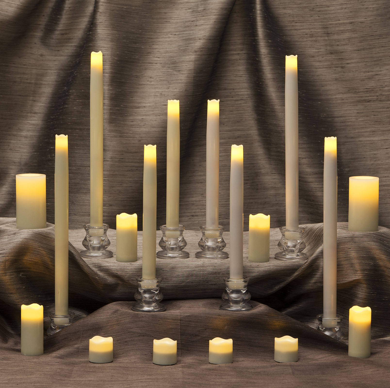 Tea Lights Tapers and Votives