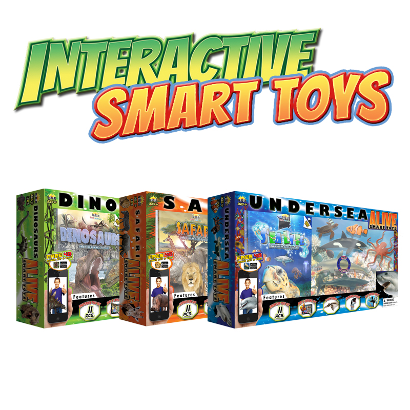 Interactive Smart Toys