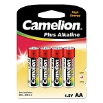 AA Alkaline Batteries 4 Pack Blister Pack