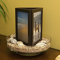 Photo-Glo Personalized Flameless Candle Luminary