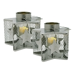 Williamsburg Flameless Tea Light Holder