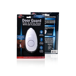 Door Guard Alarm with Mini LED Light
