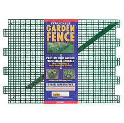 Pacific Accents Expandable Modular Garden Fence