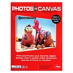 Photo to Canvas Printing and Framing System