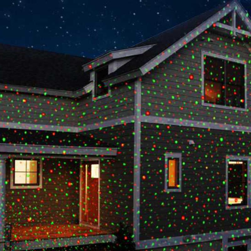 Laser Outdoor Lights Astro nova laser red and green light outdoor lighting with ul adapter astro nova laser projector workwithnaturefo