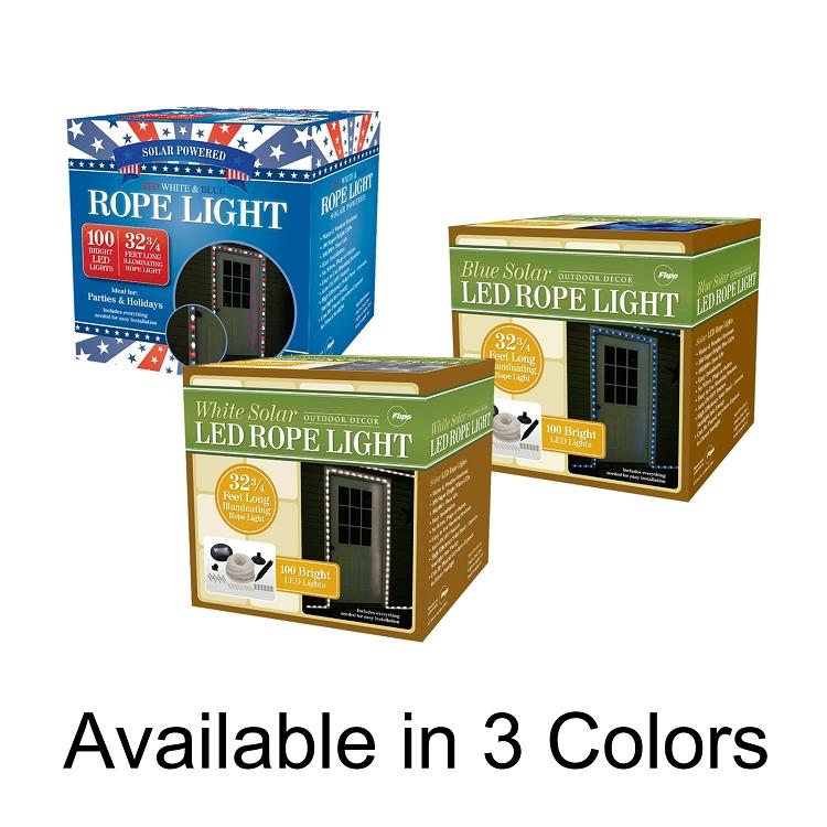 Solar Rope Lights 100 Led By Flipo Shopflipo Com