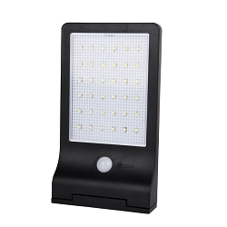 Pacific Accents LED SOLAR Flood Light  36LED  350 Lumens