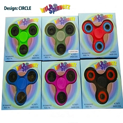 Fidget Hand Spinner (assorted colors)