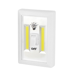 Handy Lamp COB White Cordless Light Switch