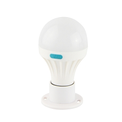 Handy Lamp Portable COB Light Bulb