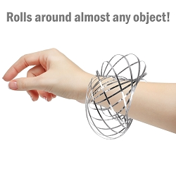 Magic Ring - Kinetic Arm Slinky