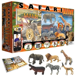 Safari Interactive Smart Toys
