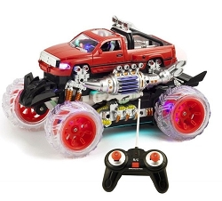 Flipo RC Distortion Stunt Car