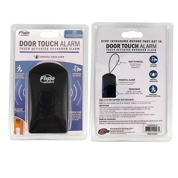Door Touch Alarm - Touch Activated Doorknob Alarm