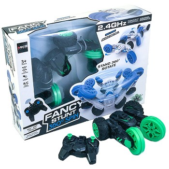 Flipo Split Wheel Car