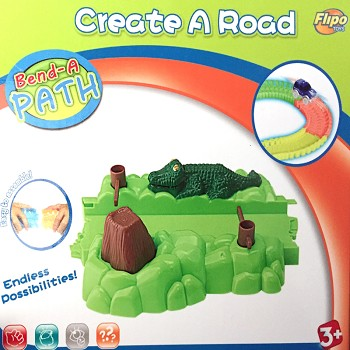 Bend a Path Alligator Gate and Swamp Accessory