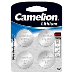 CR2450 3 Volt Lithium Button Cell Battery 4 Pack