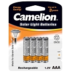 AAA Ni-MH 350mAh Rechargeable Battery 4 Pack