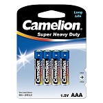 AAA Super Heavy Duty Battery 4 Pack