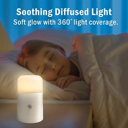 SomaGlo™ | LED Sensor Nightlight