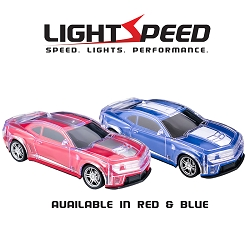 Light Speed LED Illuminated Car