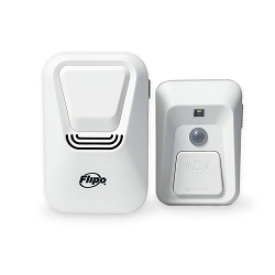 Wireless Doorbell | With Motion Sensing LED Light