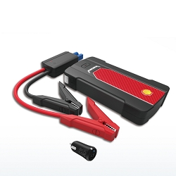 Shell Mulitfunction Emergency Auto Jump Starter Portable Power Bank