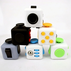 Fidget Cube, assorted colors