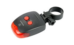 Westinghouse Bike Tail Light, 3 Lighting Modes with laser lighting