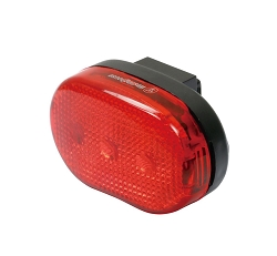 Westinghouse Bike Tail Light w/ 3 LEDs, 3 Lighting Modes, LED lighting