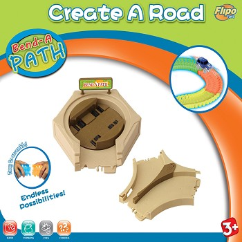 Bend a Path Turn Table & Y Shaped Switch Expansion Pack